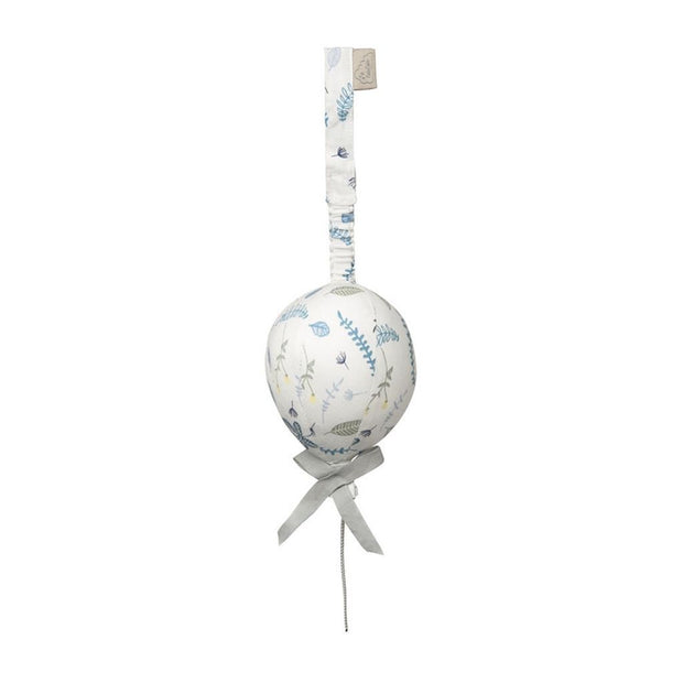 Cam Cam Copenhagen - Play Gym Toy Balloon (Pressed Leaves Blue)