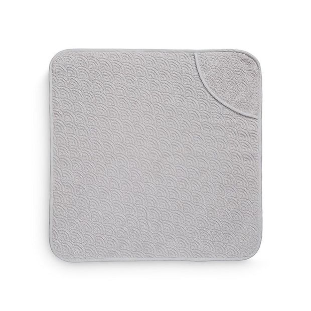Cam Cam Copenhagen - Hooded Baby Towel (Grey Wave)