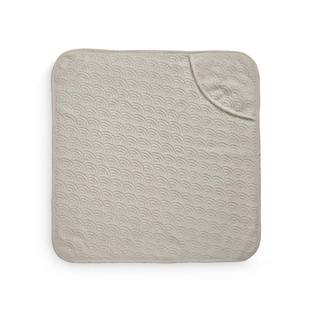 Cam Cam Copenhagen - Hooded Baby Towel (Light Sand)