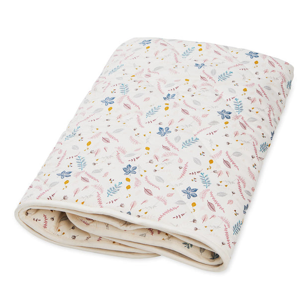 Cam Cam Copenhagen - Baby Blanket (Pressed Leaves)