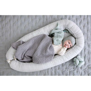 Cam Cam Copenhagen - Baby Nest (Dot Cream Grey)