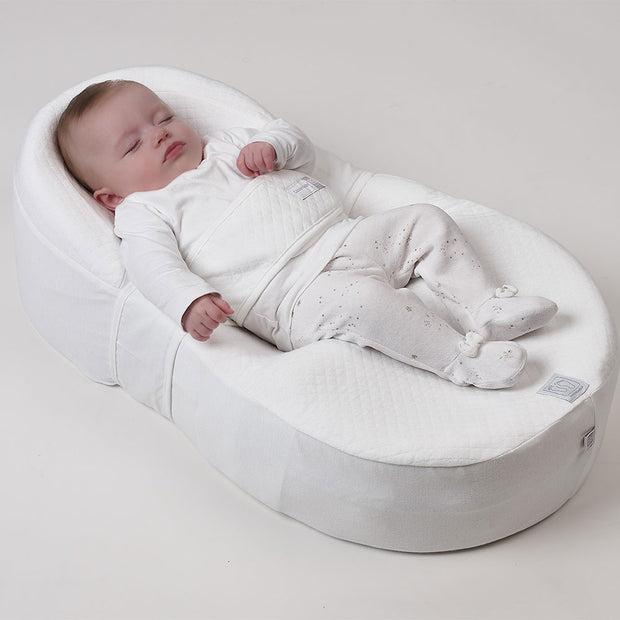 Cocoonababy Nest (White)