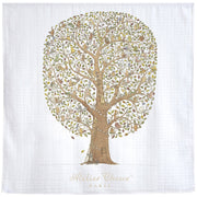 Friends and Family Tree Swaddle