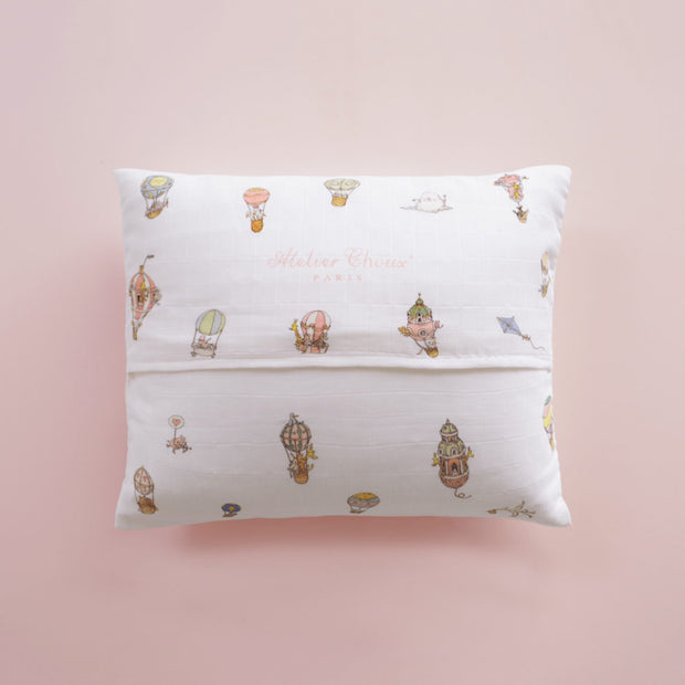 Atelier Choux - Hot Air Balloon Cushion