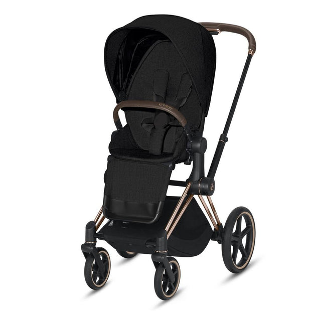 Cybex - Priam Pram + Seat Pack (Rose Gold)