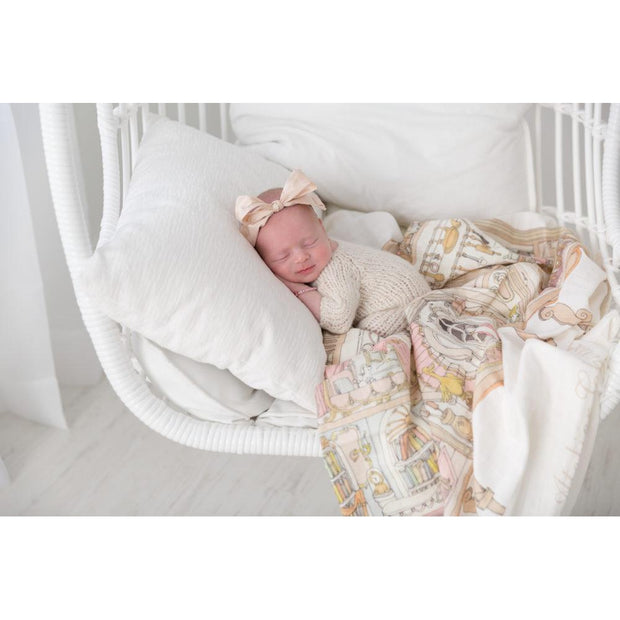 Dollhouse Swaddle