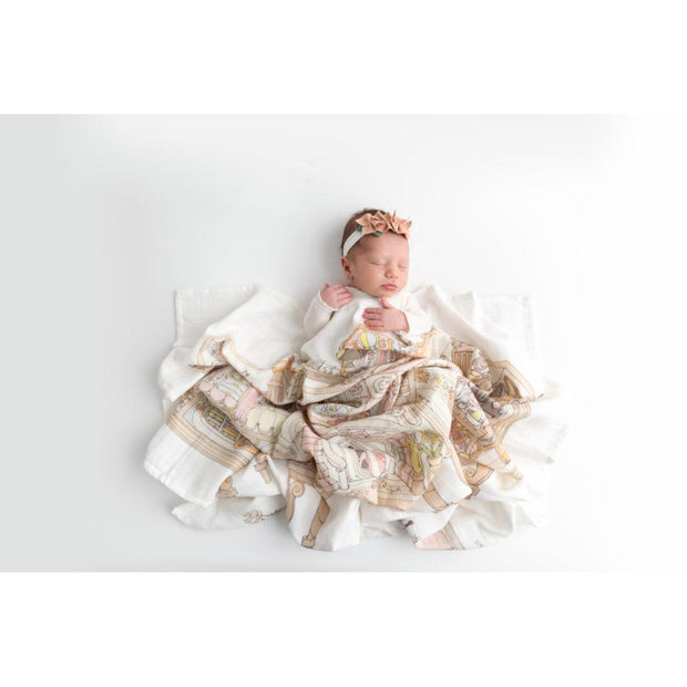 Atelier Choux - Dollhouse Swaddle PRE ORDER NOV