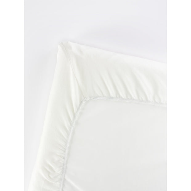 Baby Bjorn - Fitted Sheet for Travel Cot (White)