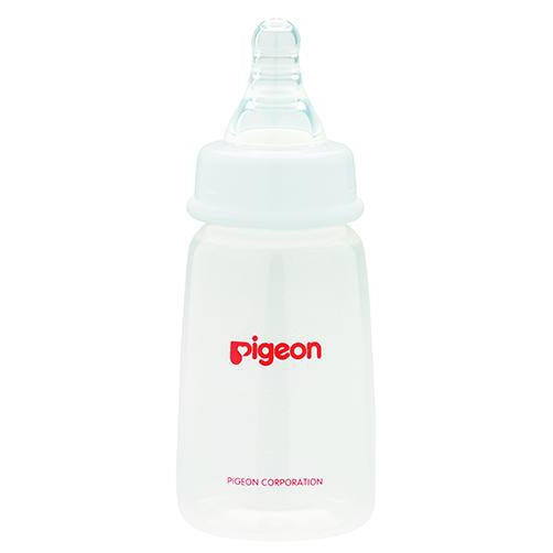 Pigeon - Peristaltic Slim Neck Bottle 120mL (PP)