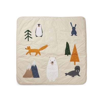 Liewood - Glenn Activity Blanket VARIOUS COLOURS AVAILABLE