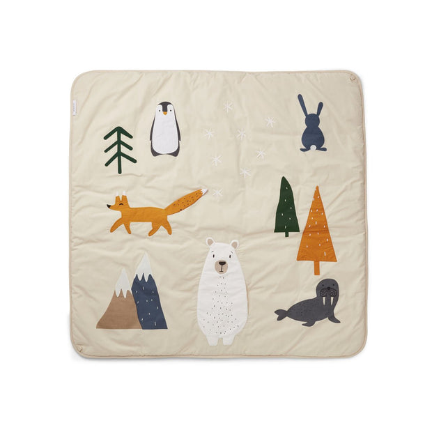 Glenn Activity Blanket VARIOUS COLOURS AVAILABLE
