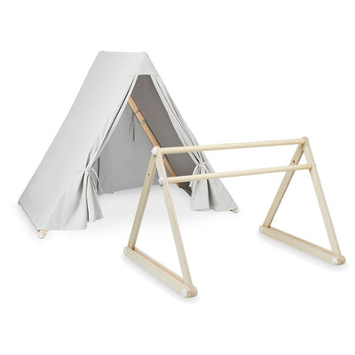 Cam Cam Copenhagen - 2in1 Play Tent/Gym (Grey)