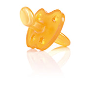 Hevea - Orthodontic Pacifier 3 - 36 months (Star and Moon)