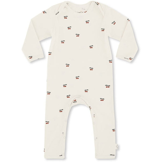 Cherry Hygsoft Onesie