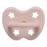 Hevea - Orthodontic Colour Pacifier 0 - 3 months (Powder Pink)