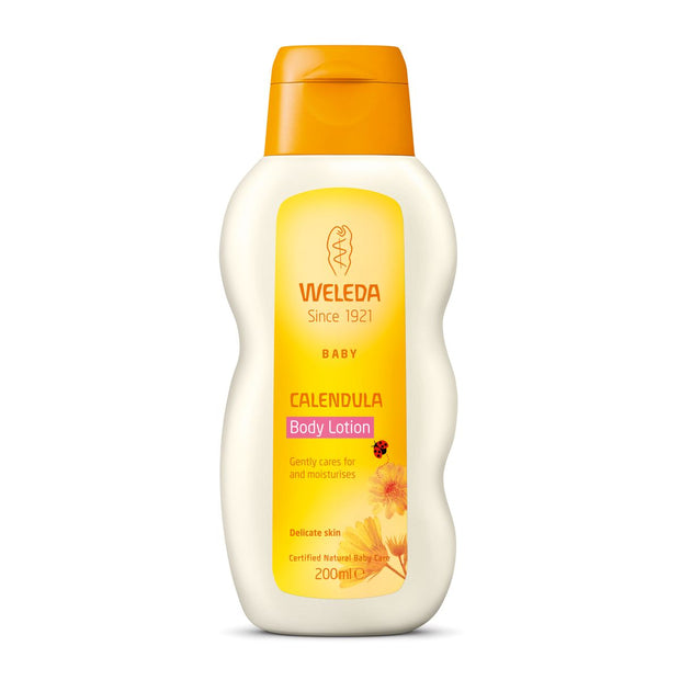 Calendula Baby Body Lotion 200ml