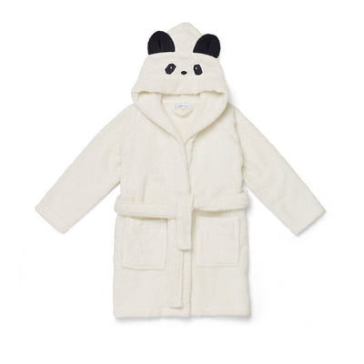 Lily Bathrobe (Panda Creme 1-2 years)