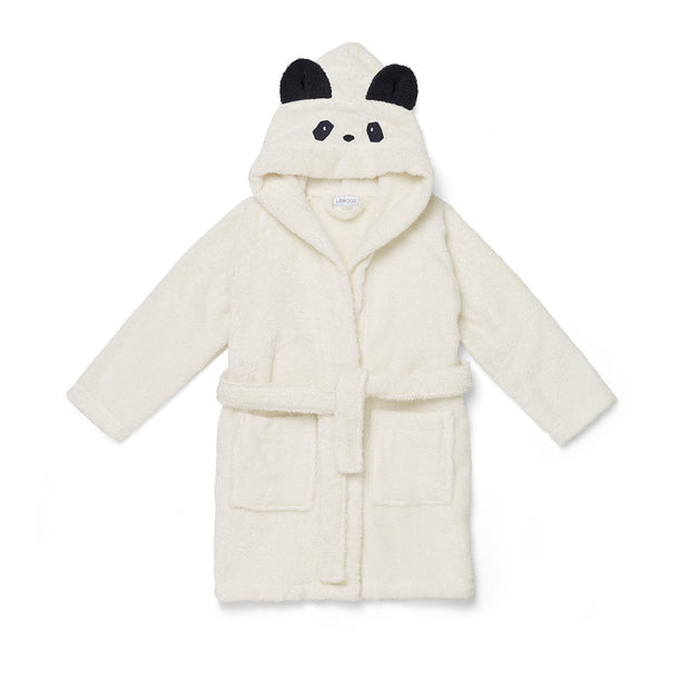 Liewood - Lily Bathrobe (Panda Creme 1-2 years)