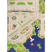 IVI - Mini City Rug (Large)