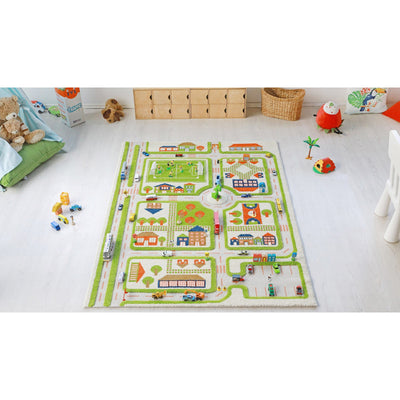 Traffic Green Rug (Large)