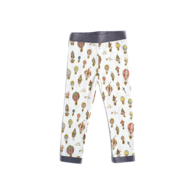 Atelier Choux - Pants (Hot Air Balloon Blue - 12-18m)