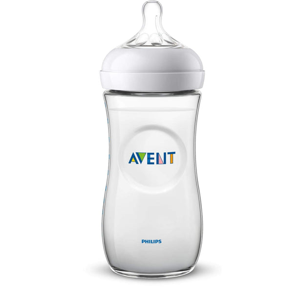 Philips Avent - Natural Feeding Bottle 330ML Single