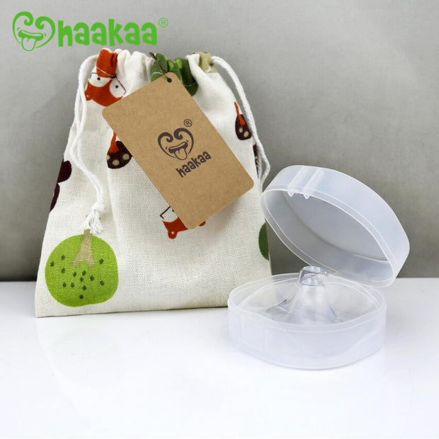 Haakaa - Silicone Nipple Shield (2 pack)