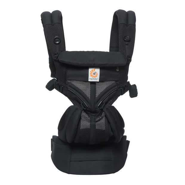 Ergobaby - Omni 360 Cool Air Mesh Baby Carrier (Black Onyx)