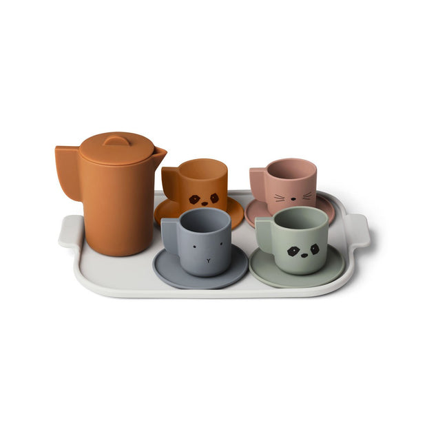 Ophelia Tea Set VARIOUS COLOURS