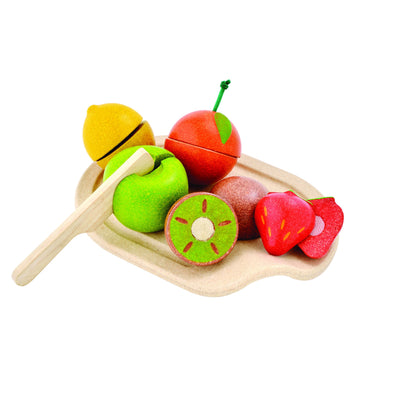 PlanToys - Assorted Fruit Set