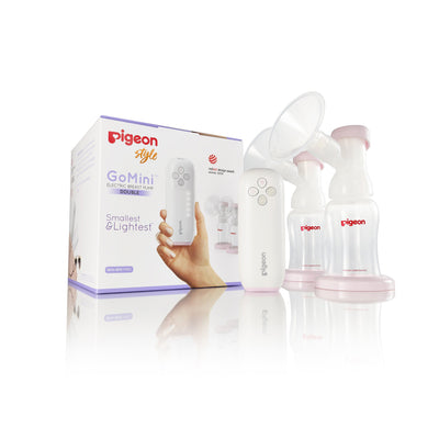 Pigeon - Go Mini Electric Breast Pump