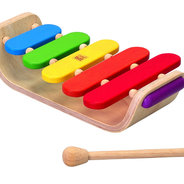 PlanToys - Oval Xylophone