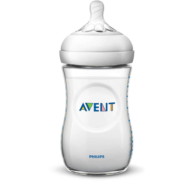 Philips Avent - Natural Feeding Bottle 260ML
