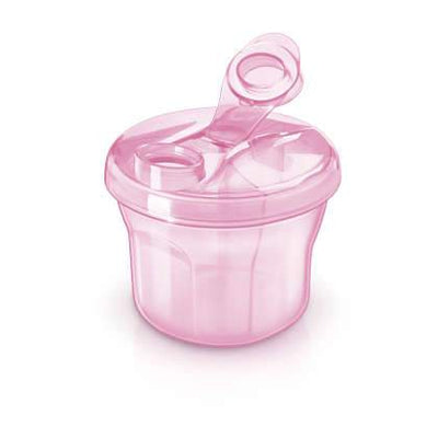 Milk powder dispenser (pink)