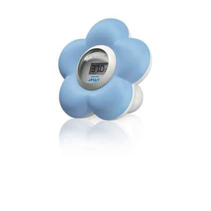 Room and Bath Thermometer (Blue)