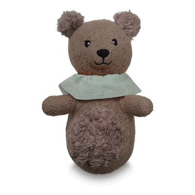 Soft Animal Rattle (Bear)