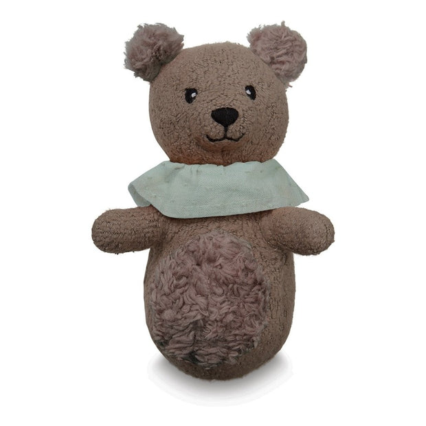 Cam Cam Copenhagen - Soft Animal Rattle (Bear)