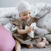 Cam Cam Copenhagen - Soft Animal Rattle (Bird)