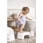 Step Stool (White)