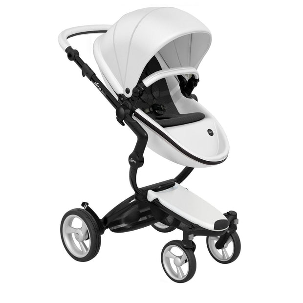 Xari Chassis (Black) & Seat (White) PRE ORDER APRIL
