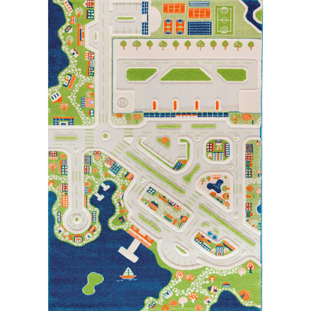 IVI - Mini City Rug (Extra Large)