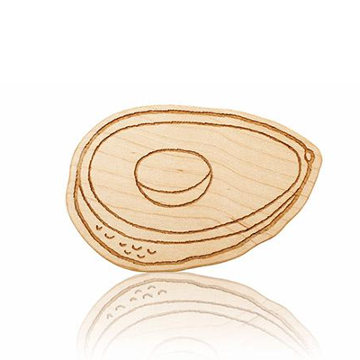 LexyPexy - The Wylie Wooden Teething Toy