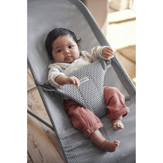 Baby Bjorn - Bouncer Bliss (Light Grey Mesh)