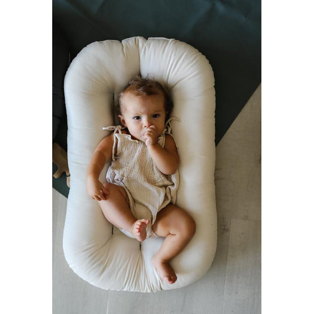Organic Bare Infant Lounger (including natural cover) PRE ORDER OCT