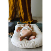 Organic Bare Infant Lounger (including natural cover)
