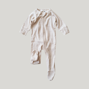 Zip Growsuit (Speckled Cotton) PRE ORDER AUGUST