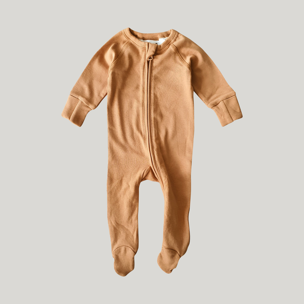 Zip Growsuit (Sunkissed)