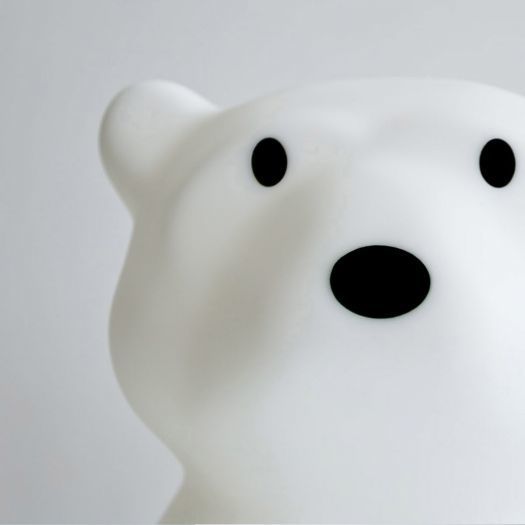 Nanuk Lamp (Polar Bear)