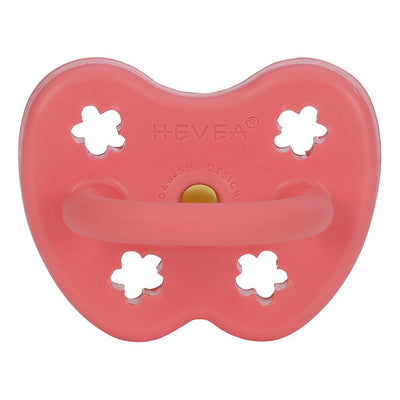Orthodontic Colour Pacifier 3 - 36 months (Coral)