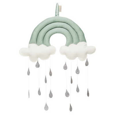 Rainbow Mobile (Sea Green)